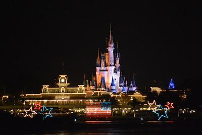 Night Shot of MK