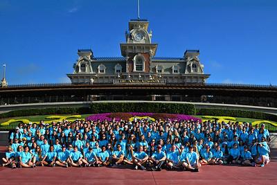 Group Photo - Magic Kingdom
