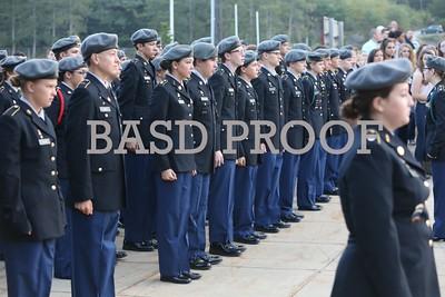 9/11 Memorial Ceremony 2015