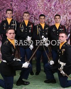 Military Ball Portraits 2016