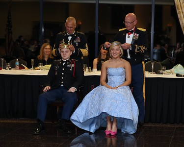Military Ball Awards