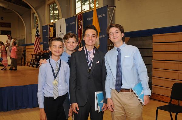 Eighth Grade Celebration!