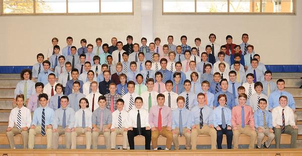 Grade 8 Group Photo!