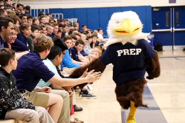 Welcome to the Nest Class of 2021!