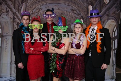 Winter Dance 2017- Fun Booth Photos