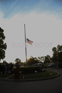 9/11 Ceremony held on September 11,  2017