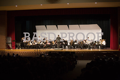 High School Concert Band Mid-Winter Concet