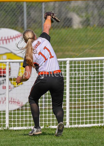 Marshfield Softball 2017-18