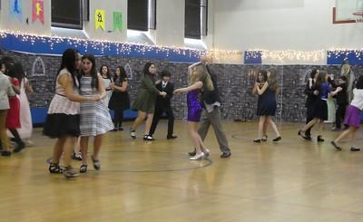 FL Fifth Graders Step It Up at Ballroom Dance Performance