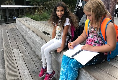 Fieldston Lower's 2M Explores the High Line