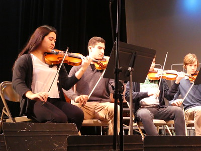 Highlights of the Upper School Concert Assembly