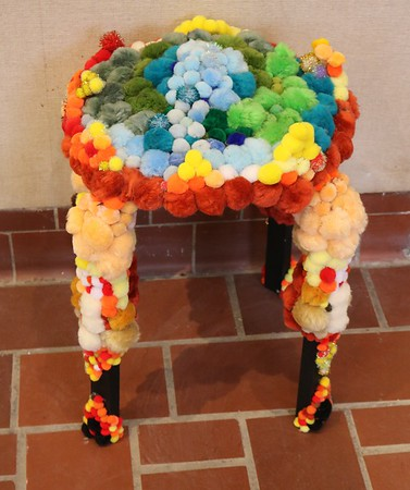 Pull Up a Chair: Sculpture by Fieldston Upper Students