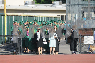 San Ramon Valley High 2014 Graduation - 13 June 2014