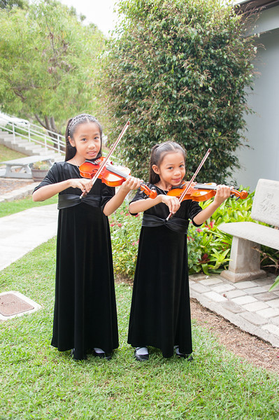 Suzuki-Maui Spring Graduation Concert 2014