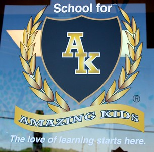School for Amazing Kids Flag Replacement 4/17/2018