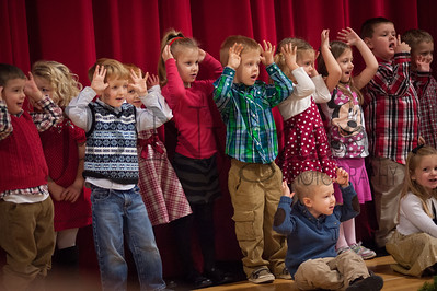 12-12-13 Bluffton Community Preschool Concert-37