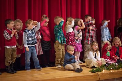 12-12-13 Bluffton Community Preschool Concert-38