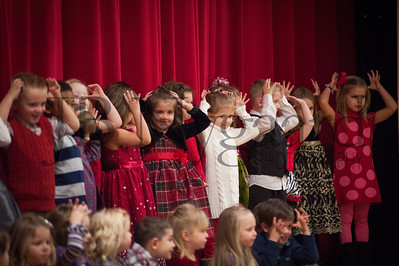 12-12-13 Bluffton Community Preschool Concert-35