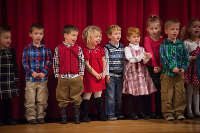 12-12-13 Bluffton Community Preschool Concert-23