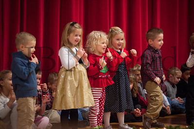 12-12-13 Bluffton Community Preschool Concert-31
