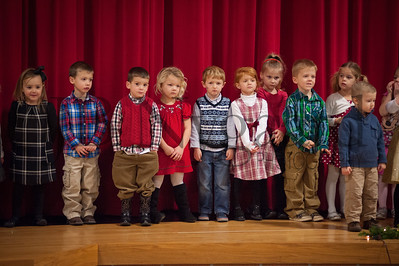 12-12-13 Bluffton Community Preschool Concert-18