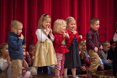 12-12-13 Bluffton Community Preschool Concert-32