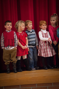 12-12-13 Bluffton Community Preschool Concert-24