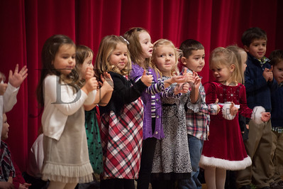 12-12-13 Bluffton Community Preschool Concert-28