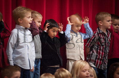 12-12-13 Bluffton Community Preschool Concert-34