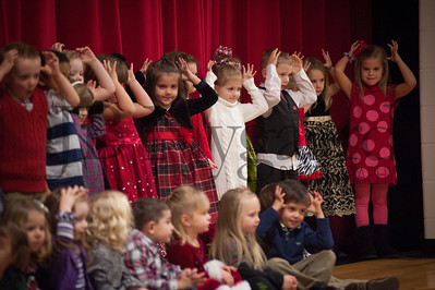 12-12-13 Bluffton Community Preschool Concert-36