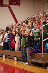 12-16-13 Bluffton Elementary Christmas Concert-41