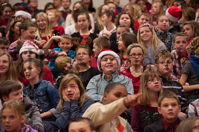12-16-13 Bluffton Elementary Christmas Concert-24