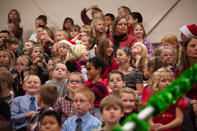 12-16-13 Bluffton Elementary Christmas Concert-21