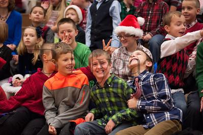 12-16-13 Bluffton Elementary Christmas Concert-9