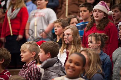 12-16-13 Bluffton Elementary Christmas Concert-38