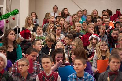 12-16-13 Bluffton Elementary Christmas Concert-13