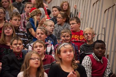 12-16-13 Bluffton Elementary Christmas Concert-25