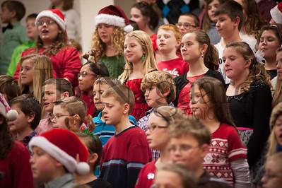12-16-13 Bluffton Elementary Christmas Concert-37