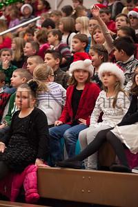 12-16-13 Bluffton Elementary Christmas Concert-14