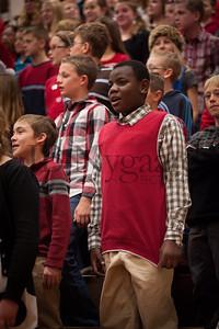 12-16-13 Bluffton Elementary Christmas Concert-28