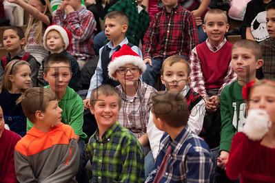 12-16-13 Bluffton Elementary Christmas Concert-4