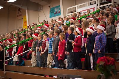 12-16-13 Bluffton Elementary Christmas Concert-39