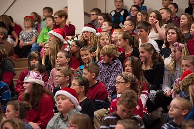 12-16-13 Bluffton Elementary Christmas Concert-26
