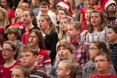 12-16-13 Bluffton Elementary Christmas Concert-36