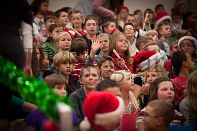 12-16-13 Bluffton Elementary Christmas Concert-11