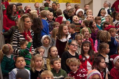 12-16-13 Bluffton Elementary Christmas Concert-18