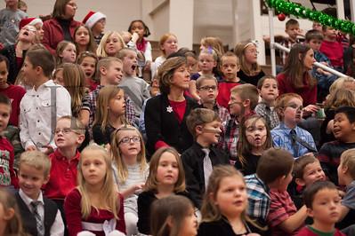 12-16-13 Bluffton Elementary Christmas Concert-16