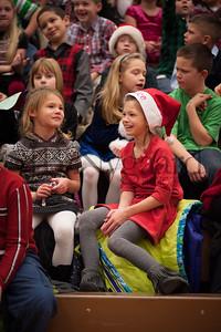 12-16-13 Bluffton Elementary Christmas Concert-22
