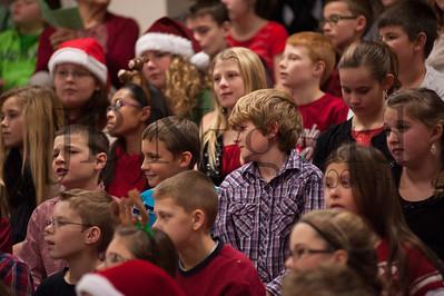 12-16-13 Bluffton Elementary Christmas Concert-27