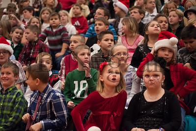 12-16-13 Bluffton Elementary Christmas Concert-1